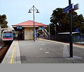 Claremont Station Project