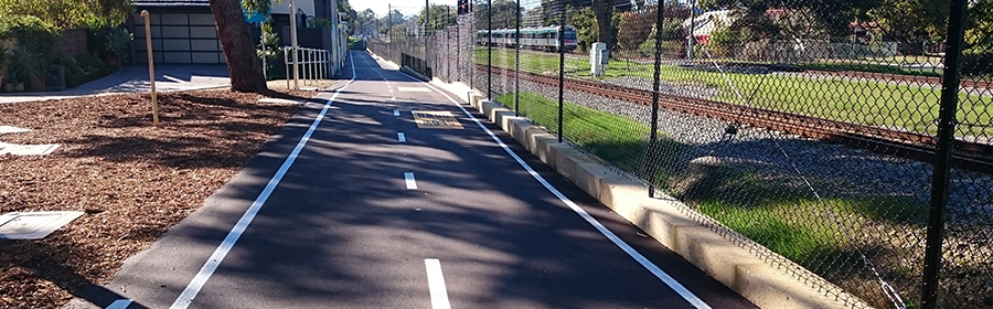 Bayswater Station Principal Shared Path