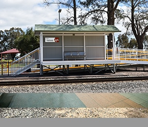 Yarloop Station Upgrade
