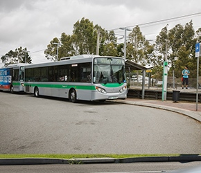 Oats Street Station Bus Interchange Upgrade