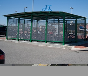 Bike Shelter Upgrade Program